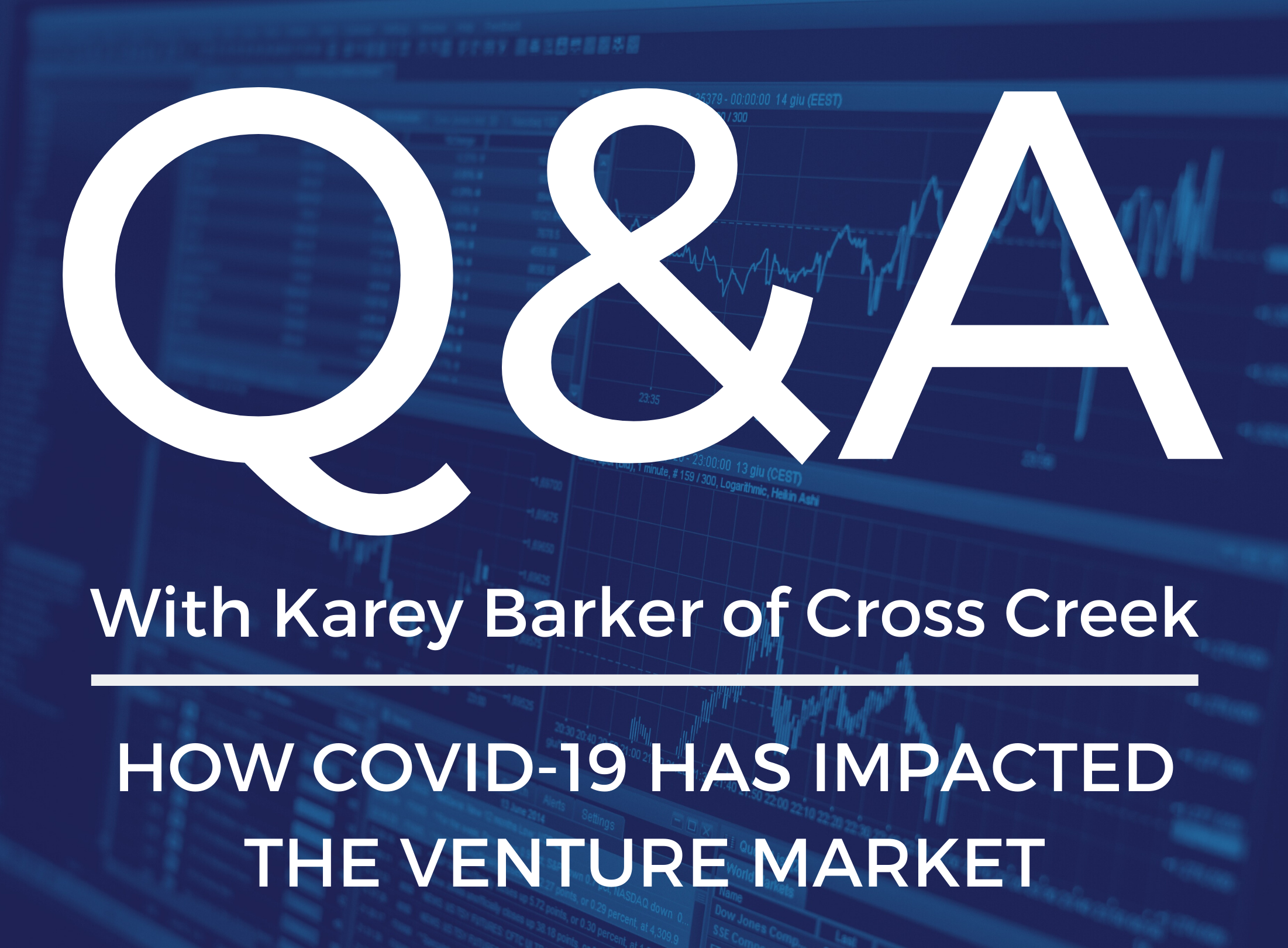 Q&A With With Karey Barker of Cross Creek